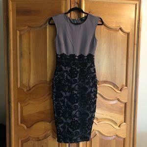 AX Paris overlay dress